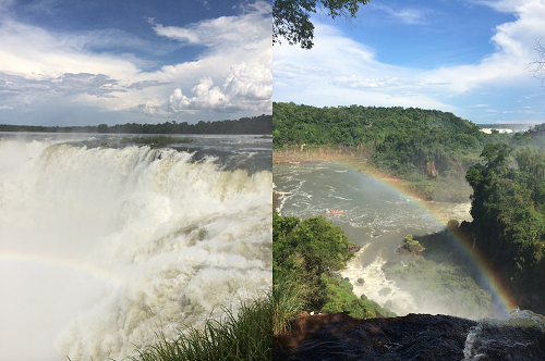 イグアスの滝1