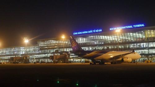 ノイバイ国際空港2