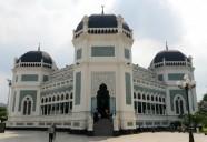 (あまり見どころはないけれど)インドネシアの熱気と日常を楽しめるメダン