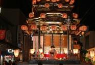 垂井町曳軕(ひきやま)祭り~650年の歴史を支える街のパワー~
