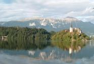 首都リュブリャナ、ブレット湖、アドリア海の港町ピラン:静かな佇まい、「愛」のある国、スロベニア