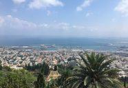 イスラエル第3の都市ハイファ:自由と平等を謳う,地中海に面した開放的な街 イスラエル旅行記vol2