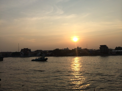チャオプラヤー川4