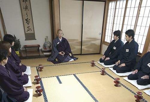 茶礼の儀式