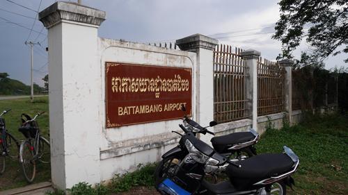 Old Battaban International Airport site
