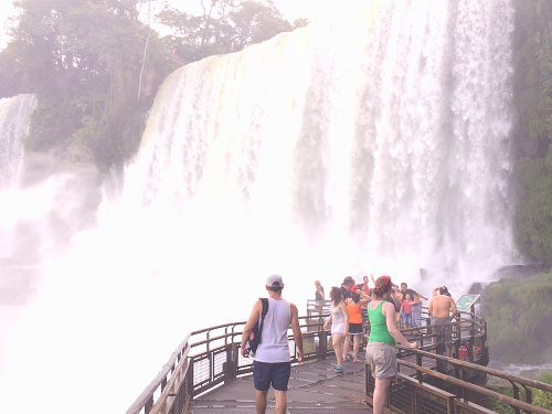 イグアスの滝9