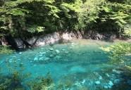 神奈川・西丹沢のエメラルドブルーの秘境・ユーシン渓谷
