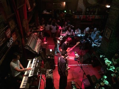 Jazz & Blues Pub Saxophone