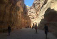 砂と岩の遺跡,ヨルダン・ペトラ遺跡:アカバボーダーを越えて イスラエル旅行記vol6