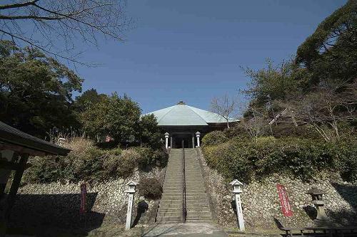医王山 油山寺